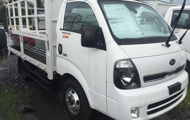 Xe tải Thaco Long An tải trọng 2490kg tại Long An, giá chassic 387 triệu0