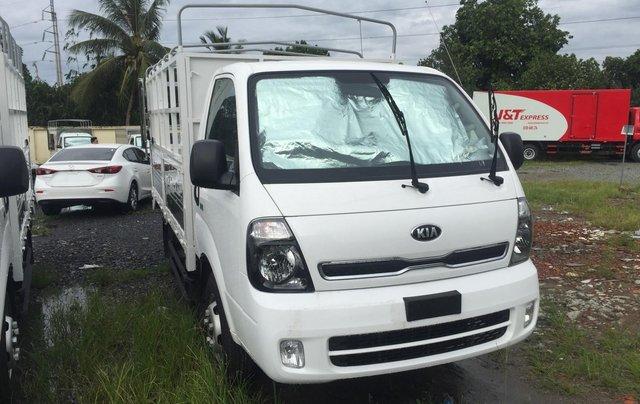 Xe tải Thaco Long An tải trọng 2490kg tại Long An, giá chassic 387 triệu1