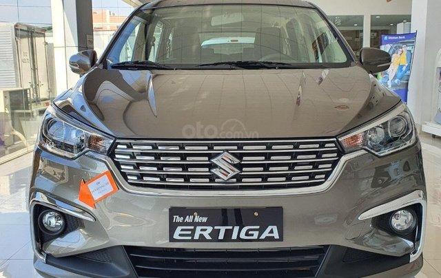 Suzuki Ertiga sản xuất 2020 - hỗ trợ giảm ngay 42 triệu đồng trong tháng 10/20205