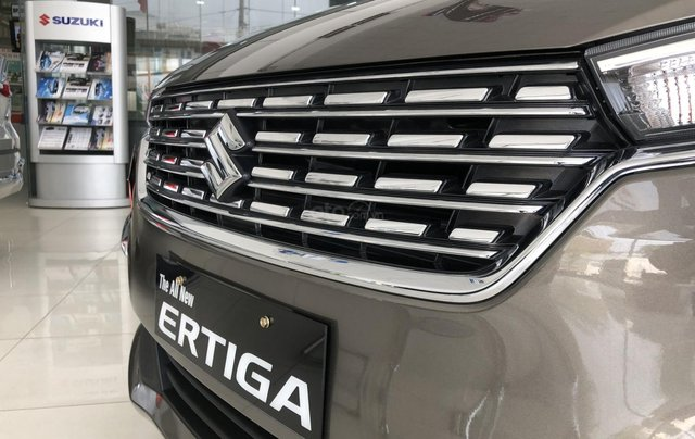 Suzuki Ertiga sản xuất 2020 - hỗ trợ giảm ngay 42 triệu đồng trong tháng 10/20209