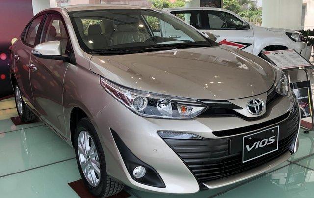 Toyota Vios giá tốt ưu đãi ngập tràn - tặng ngay bảo hiểm - Hỗ trợ giao xe tận nhà - đừng vội mua xe khi chưa gọi0