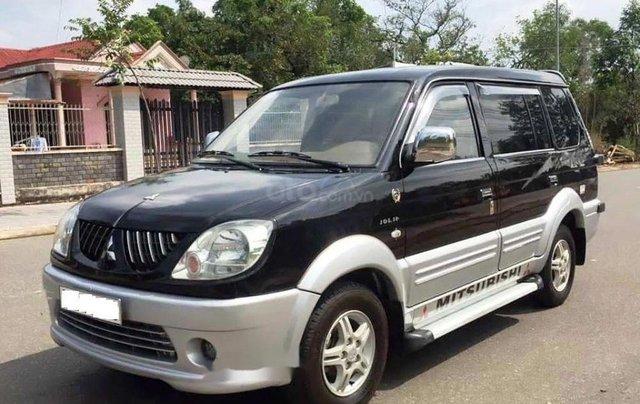 Xe Mitsubishi Jolie 2005, màu đen như mới0