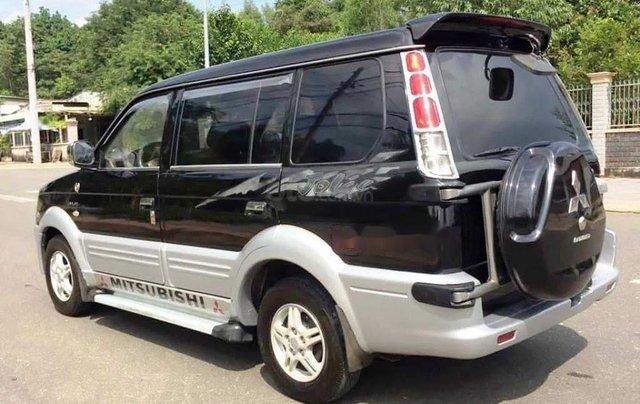 Xe Mitsubishi Jolie 2005, màu đen như mới2