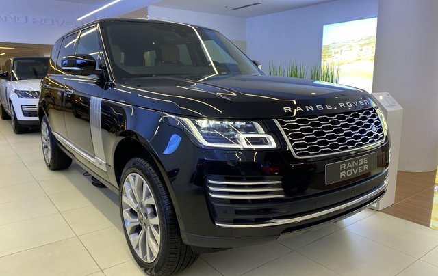 Bán xe Range Rover AB LWB 2020 nhập khẩu chính hãng màu đen vừa về VN giá tốt nhất - Tặng 1 năm bảo hiểm thân xe1