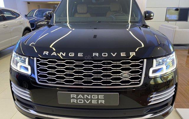 Bán xe Range Rover AB LWB 2020 nhập khẩu chính hãng màu đen vừa về VN giá tốt nhất - Tặng 1 năm bảo hiểm thân xe0