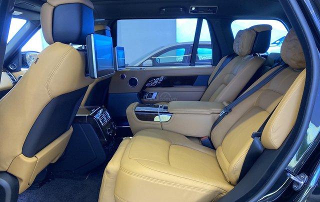 Bán xe Range Rover AB LWB 2020 nhập khẩu chính hãng màu đen vừa về VN giá tốt nhất - Tặng 1 năm bảo hiểm thân xe6