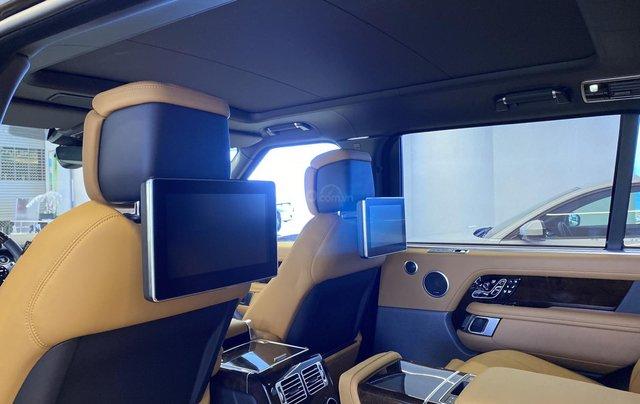 Bán xe Range Rover AB LWB 2020 nhập khẩu chính hãng màu đen vừa về VN giá tốt nhất - Tặng 1 năm bảo hiểm thân xe7