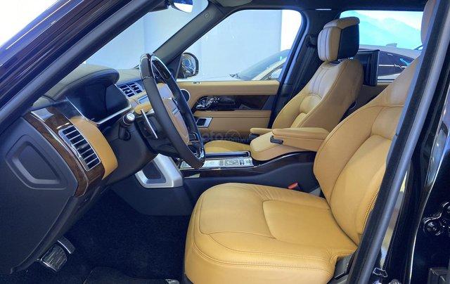 Bán xe Range Rover AB LWB 2020 nhập khẩu chính hãng màu đen vừa về VN giá tốt nhất - Tặng 1 năm bảo hiểm thân xe5