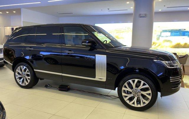 Bán xe Range Rover AB LWB 2020 nhập khẩu chính hãng màu đen vừa về VN giá tốt nhất - Tặng 1 năm bảo hiểm thân xe2