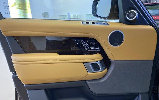 Bán xe Range Rover AB LWB 2020 nhập khẩu chính hãng màu đen vừa về VN giá tốt nhất - Tặng 1 năm bảo hiểm thân xe8