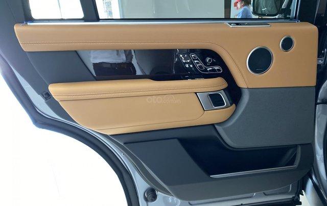 Bán xe Range Rover Autobiography LWB 2020 màu xám nhập khẩu chính hãng vừa về Việt Nam - xe giao ngay - tặng 1 năm bảo hiểm9