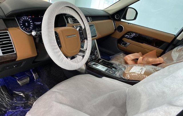 Bán xe Range Rover Autobiography LWB 2020 màu xám nhập khẩu chính hãng vừa về Việt Nam - xe giao ngay - tặng 1 năm bảo hiểm5