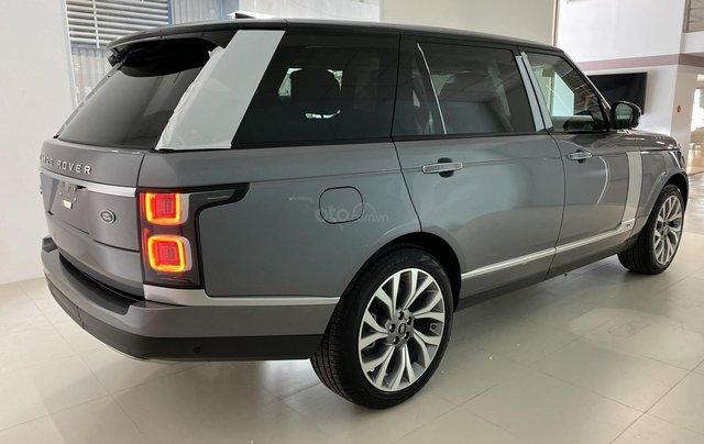 Bán xe Range Rover Autobiography LWB 2020 màu xám nhập khẩu chính hãng vừa về Việt Nam - xe giao ngay - tặng 1 năm bảo hiểm3