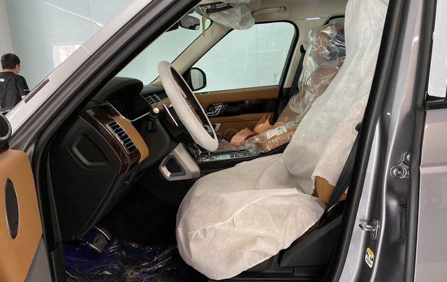 Bán xe Range Rover Autobiography LWB 2020 màu xám nhập khẩu chính hãng vừa về Việt Nam - xe giao ngay - tặng 1 năm bảo hiểm6