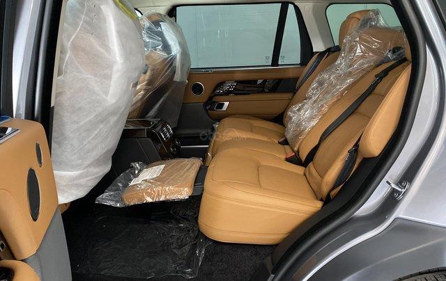 Bán xe Range Rover Autobiography LWB 2020 màu xám nhập khẩu chính hãng vừa về Việt Nam - xe giao ngay - tặng 1 năm bảo hiểm8