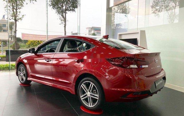 Bán Hyundai Elantra năm 2020, màu đỏ, giá tốt1