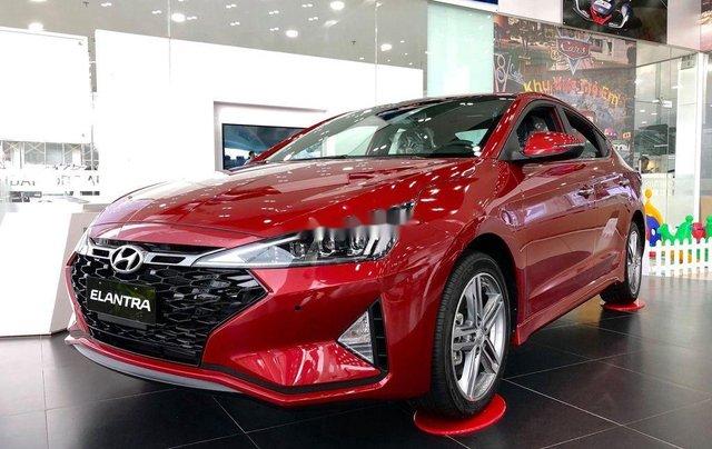 Bán Hyundai Elantra năm 2020, màu đỏ, giá tốt0