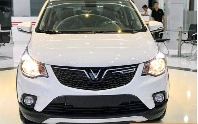 Bán VinFast Fadil sản xuất năm 2020, màu trắng giá cạnh tranh0