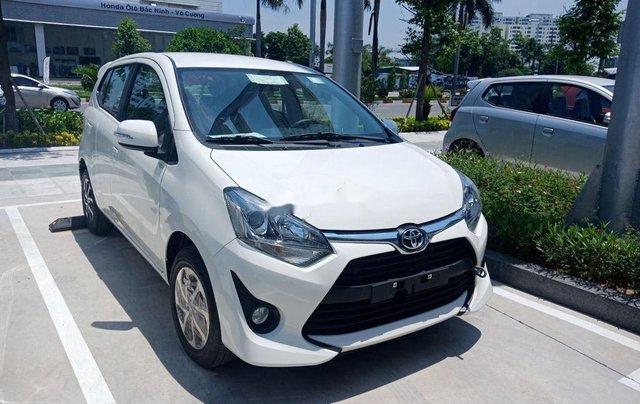 Bán Toyota Wigo năm sản xuất 2019, màu trắng, nhập khẩu 0