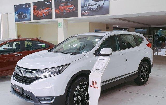 Honda Ô Tô Giải Phóng bán Honda CRV L 2020 giảm giá sốc, đủ màu giao ngay, hỗ trợ NH 80% chỉ 300tr nhận xe ngay0