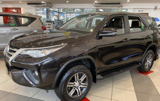 Bán ô tô Toyota Fortuner lăn bánh giá tốt, siêu ưu đãi _ giao ngay, hỗ trợ giao xe, đăng kí Grab0