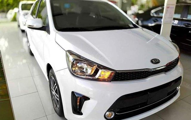 [Kia Bình Tân] Kia Soluto AT Deluxe - Ưu đãi lên đến 25tr, giảm 50% phí trước bạ, tặng phụ kiện hot, hỗ trợ đăng ký Grab1