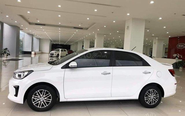 [Kia Bình Tân] Kia Soluto AT Deluxe - Ưu đãi lên đến 25tr, giảm 50% phí trước bạ, tặng phụ kiện hot, hỗ trợ đăng ký Grab3