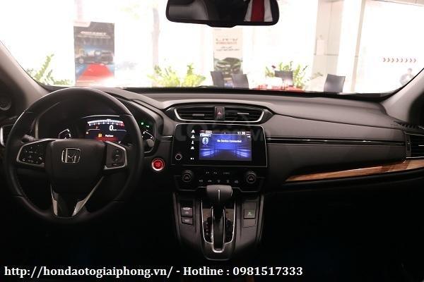 Honda Ô Tô Giải Phóng bán Honda CRV L 2020 giảm giá sốc, đủ màu giao ngay, hỗ trợ NH 80% chỉ 300tr nhận xe ngay7
