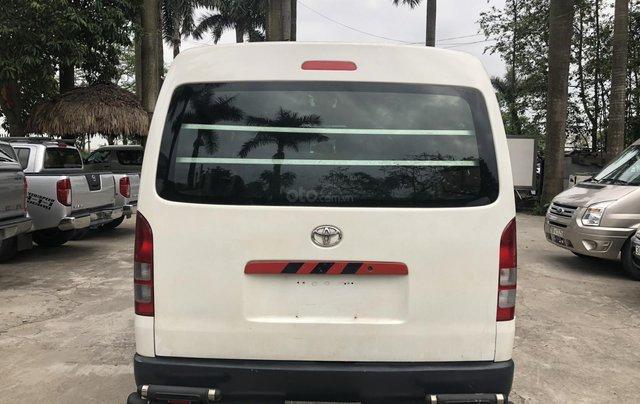 Bán xe Toyota Hiace tải Van 3 chỗ, máy dầu, đời 20103