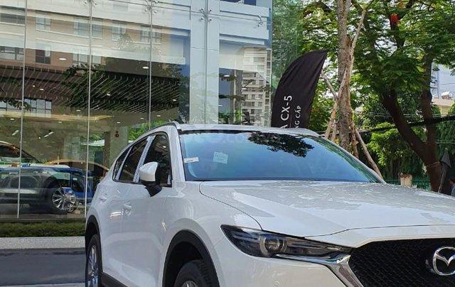 Mazda Tân Sơn Nhất - Mazda CX5 2021 - giảm khủng đến 130, hỗ trợ góp 90% - 8 năm, có xe giao ngay, đủ 6 màu1
