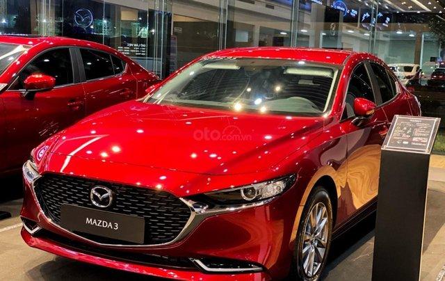 [Mazda Bình Tân - HCM] all new Mazda 3 2020 mới 100%, đủ màu giao ngay với ưu đãi tốt + bộ phụ kiện chính hãng0