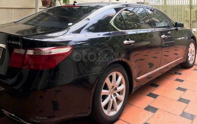 Cần bán xe Lexus LS 460L sản xuất 20072
