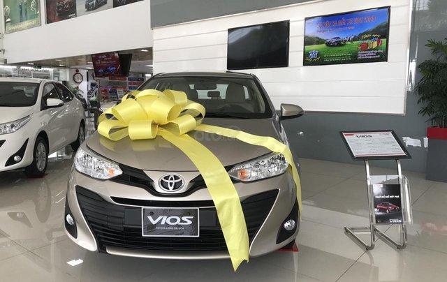 Toyota Vios 1.5E CVT- gọi ngay để nhận giá tốt0