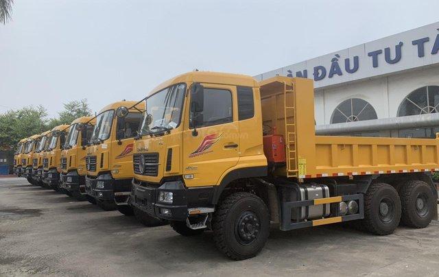 Cần bán nhanh chiếc Dongfeng (DFM) L375 3 chân 13.5 tấn, sản xuất 2020, giá thấp2