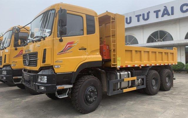 Cần bán nhanh chiếc Dongfeng (DFM) L375 3 chân 13.5 tấn, sản xuất 2020, giá thấp1