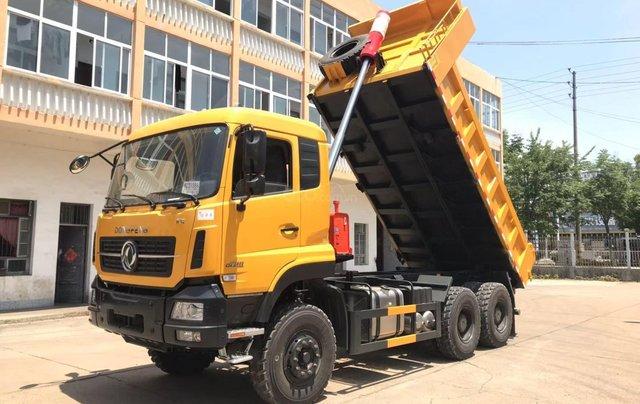 Cần bán nhanh chiếc Dongfeng (DFM) L375 3 chân 13.5 tấn, sản xuất 2020, giá thấp4