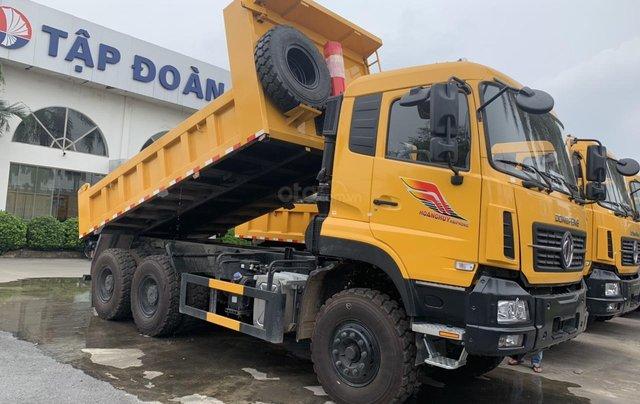 Cần bán nhanh chiếc Dongfeng (DFM) L375 3 chân 13.5 tấn, sản xuất 2020, giá thấp0