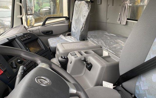 Bán xe Dongfeng (DFM) 18.7T đời 2020, màu trắng, 4 chân, thùng bạt3