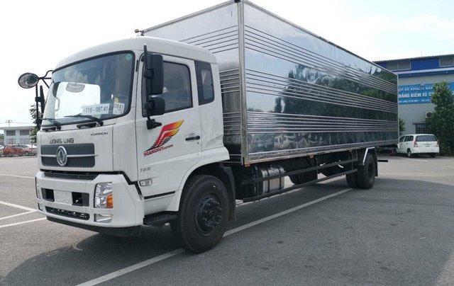 Xe tải hạng nặng: Dongfeng 7 tấn đời 2020, thùng kín, bán giá tốt1