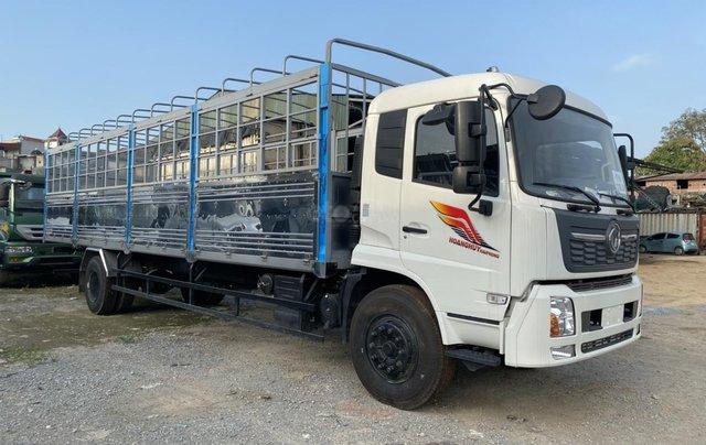 Bán ô tô Dongfeng (DFM) B180 năm 2020, màu trắng, thùng bạt1