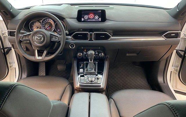 [Mazda Bình Tân - HCM] Mazda CX-8 SUV 7 chỗ - Ưu đãi lớn đến 150 triệu cùng bộ phụ kiện chính hãng1