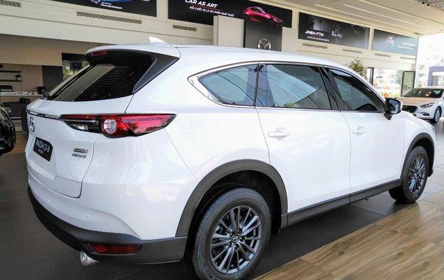 [Mazda Bình Tân - HCM] Mazda CX-8 SUV 7 chỗ - Ưu đãi lớn đến 150 triệu cùng bộ phụ kiện chính hãng3