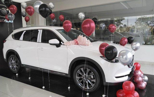 [Mazda Bình Tân - HCM] Mazda CX-8 SUV 7 chỗ - Ưu đãi lớn đến 150 triệu cùng bộ phụ kiện chính hãng2