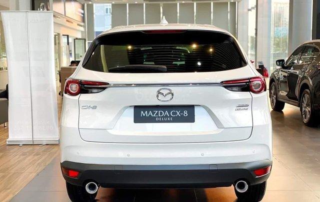 [Mazda Quảng Ninh] Mazda CX-8 2.5 2020 - ưu đãi lên đến 150 triệu đồng - giảm ngay 50% thuế trước bạ cho xe ô tô2