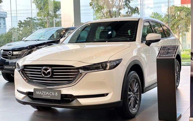 [Mazda Quảng Ninh] Mazda CX-8 2.5 2020 - ưu đãi lên đến 150 triệu đồng - giảm ngay 50% thuế trước bạ cho xe ô tô3