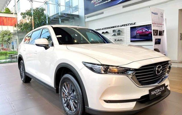 [Mazda Quảng Ninh] Mazda CX-8 2.5 2020 - ưu đãi lên đến 150 triệu đồng - giảm ngay 50% thuế trước bạ cho xe ô tô4