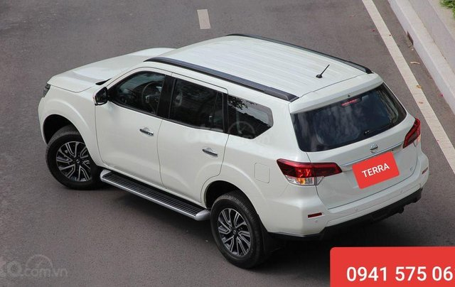Nissan Terra V 4WD 2.5L, nhập khẩu nguyên chiếc Thái Lan, giá tốt khu vực miền Nam1