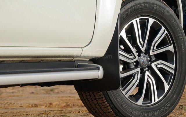 Nissan Terra V 4WD 2.5L, nhập khẩu nguyên chiếc Thái Lan, giá tốt khu vực miền Nam4
