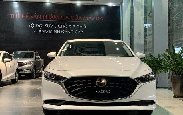 [Mazda Nguyễn Trãi] Giảm 50% thuế trước bạ cho New Mazda 3 2020 - ưu đãi tới 80 triệu, hỗ trợ trả góp 85%1