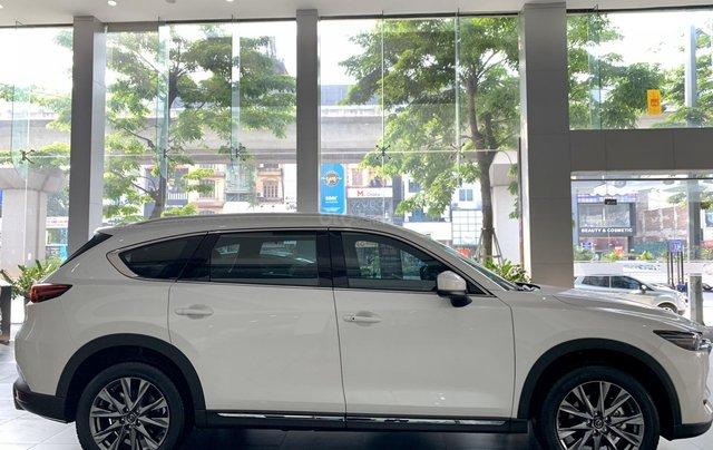 [Mazda Nguyễn Trãi] Giảm 50% thuế trước bạ cho Mazda CX-8 2020 - Ưu đãi tới 175 triệu, hỗ trợ trả góp 85%1